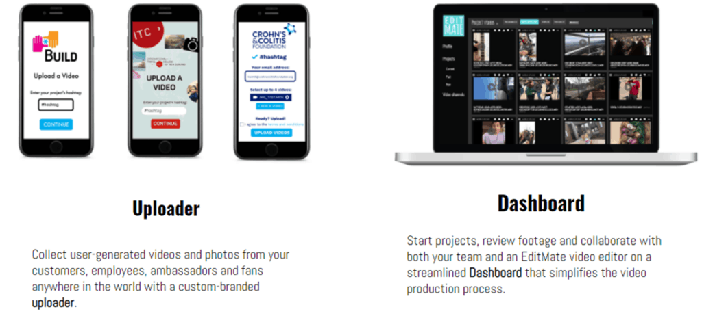 EditMate features