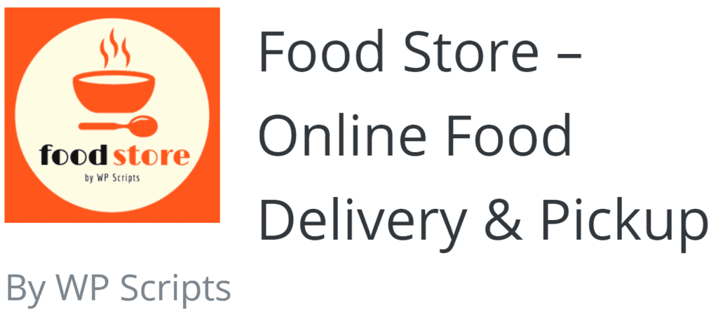 Food Store banner