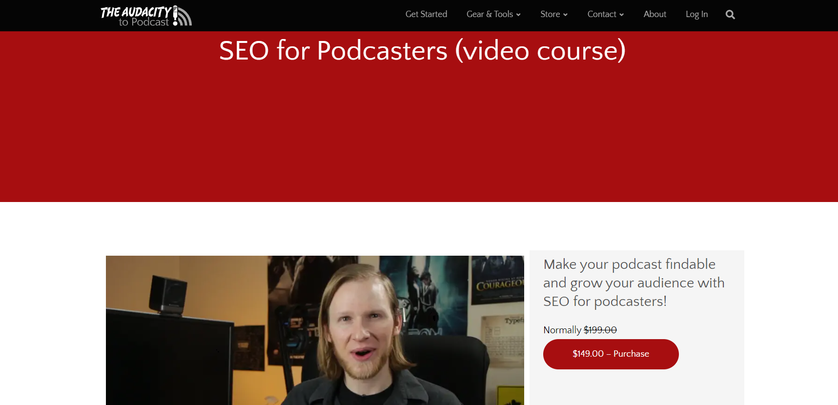 SEO for podcasters on website