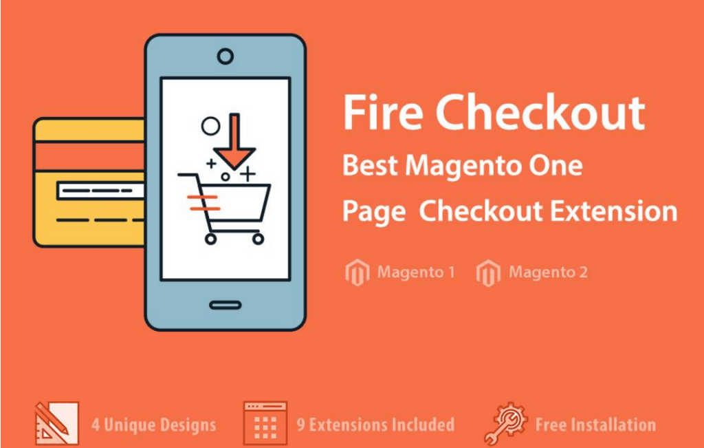 FireCheckout website