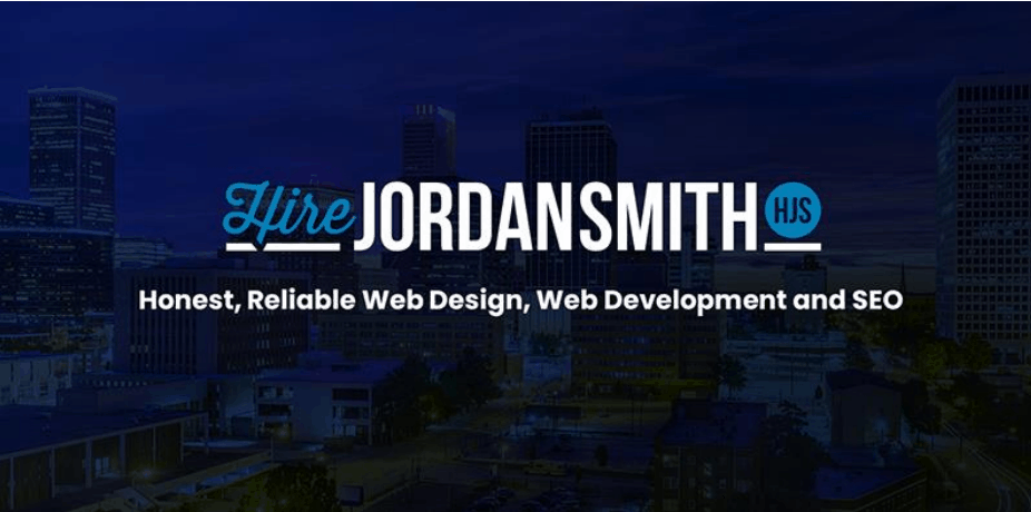 Hire Jordan Smith website