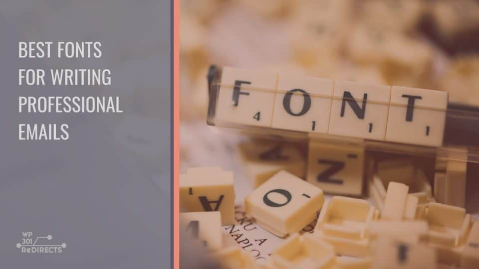 Email Typography: 5 Best Fonts for Writing Professional and Easy-To-Read Emails